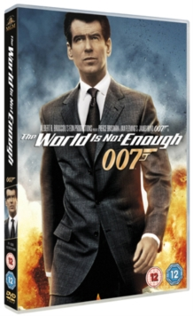 The World Is Not Enough, DVD DVD