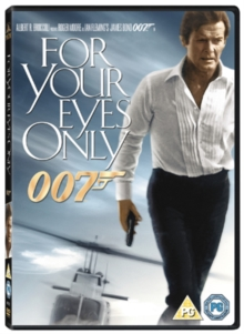 For Your Eyes Only, DVD
