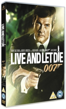 Live and Let Die, DVD  DVD
