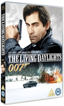 The Living Daylights, DVD