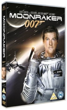 Moonraker, DVD