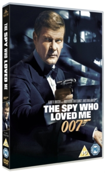 The Spy Who Loved Me, DVD