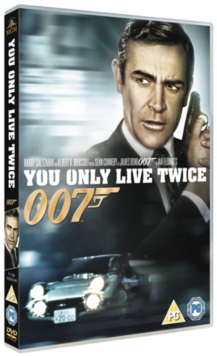 You Only Live Twice, DVD