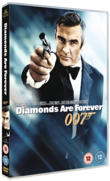 Diamonds Are Forever, DVD  DVD