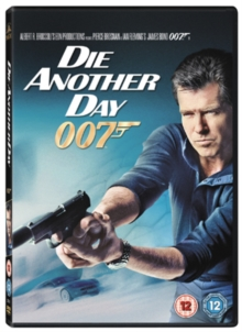 Die Another Day, DVD