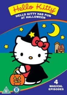 Hello Kitty: Has Fun at Halloween, DVD