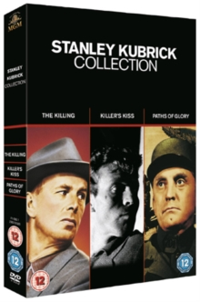 Stanley Kubrick Collection, DVD  DVD