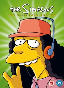 The Simpsons: Complete Season 15, DVD