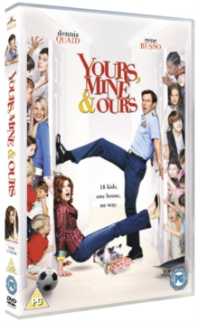 Yours, Mine and Ours, DVD