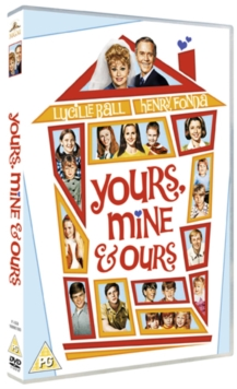 Yours, Mine and Ours, DVD  DVD