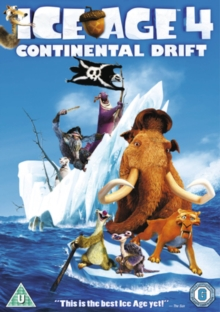 Ice Age: Continental Drift, Blu-ray BluRay