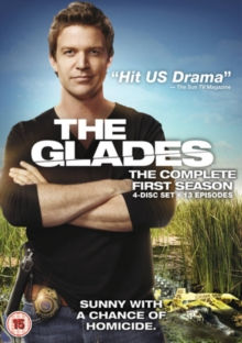 The Glades: Season 1, DVD