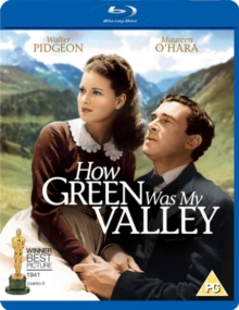 How Green Was My Valley, Blu-ray