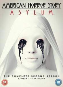 American Horror Story: Asylum - The Complete Second Season, DVD
