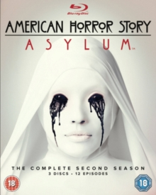 American Horror Story: Asylum - The Complete Second Season, Blu-ray BluRay