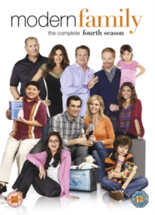 Modern Family: The Complete Fourth Season, DVD