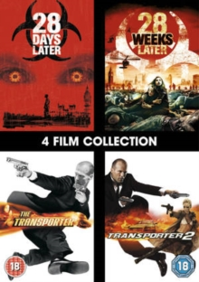 28 Days Later/28 Weeks Later/The Transporter/The Transporter 2, DVD