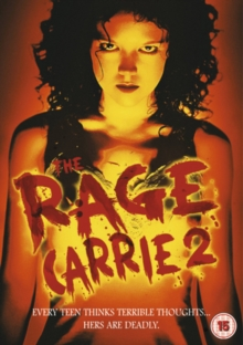 The Rage - Carrie 2, DVD