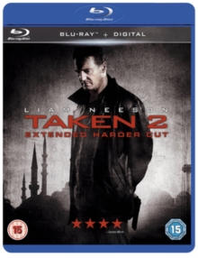 Taken 2, Blu-ray  BluRay