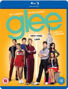 Glee: Season 4, Blu-ray