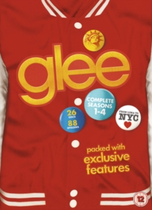 Glee: Seasons 1-4, DVD