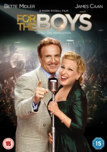 For the Boys, DVD