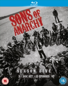 Sons of Anarchy: Complete Season 5, Blu-ray  BluRay