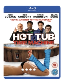Hot Tub Time Machine, Blu-ray