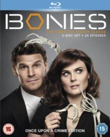 Bones: The Complete Eighth Season, Blu-ray