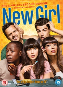 New Girl: Season 2, DVD