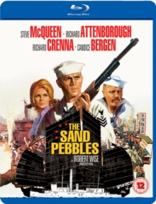 The Sand Pebbles, Blu-ray