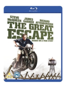 The Great Escape, Blu-ray BluRay