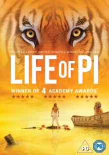 Life of Pi, DVD