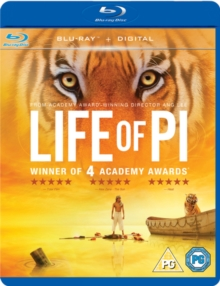 Life of Pi, Blu-ray