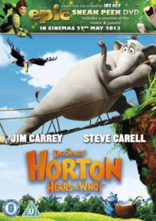 Horton Hears a Who!, DVD  DVD