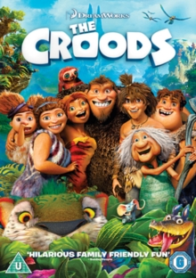 The Croods, DVD