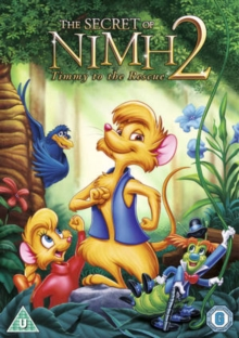 The Secret of Nimh 2, DVD