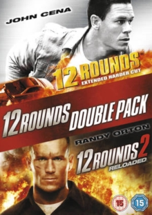 12 Rounds/12 Rounds 2, DVD  DVD