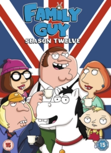 Family Guy: Season Twelve, DVD