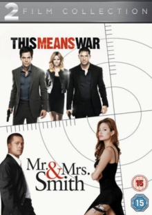 This Means War/Mr and Mrs Smith, DVD