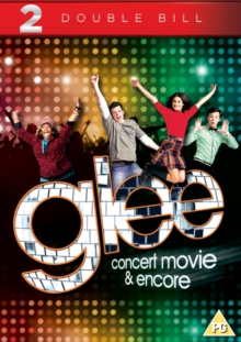 Glee: The Concert Movie/Glee: Encore, DVD  DVD