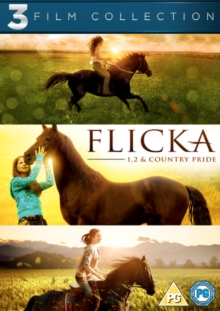Flicka/Flicka 2/Flicka: Country Pride, DVD