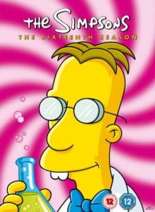 The Simpsons: Complete Season 16, DVD