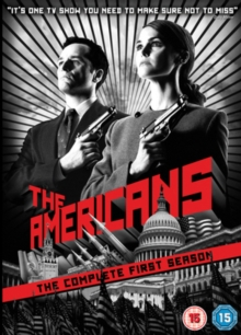 The Americans: Season 1, DVD