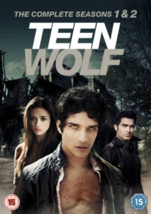 Teen Wolf: The Complete Seasons 1 & 2, DVD