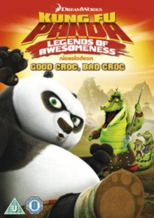 Kung Fu Panda: Legends of Awesomeness - Volume 1, DVD  DVD