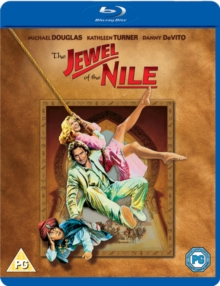 The Jewel of the Nile, Blu-ray