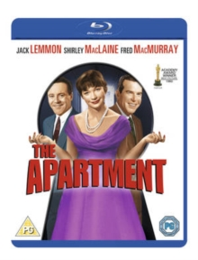 The Apartment, Blu-ray