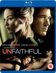 Unfaithful, Blu-ray  BluRay