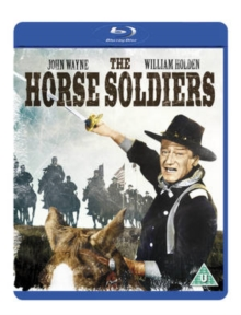 The Horse Soldiers, Blu-ray